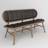 Bernardes Cushion Bench
