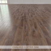 CHALKED COFFEE OAK