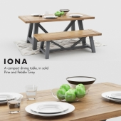 Iona Large Dining Table