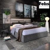 Felis Sommy bed