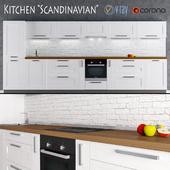 "Kitchen ""Scandinavian"" (For perezalivku)"