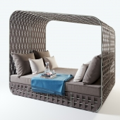 Strips Daybed By Skyline Design