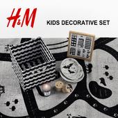 декоративный набор для детской H&M