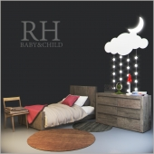 RH/Thayer Platform Bed