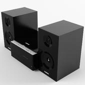 Music center Samsung MM-E430D hi fi system