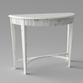 Parisio Demilune Console Table by Uttermost