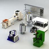 Оборудование для продуктового цеха