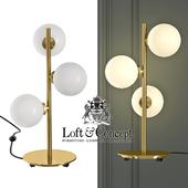 Настольная лампа Bubble Chandelier Table Lamp