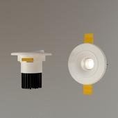 Встраиваемый светильник DS-037B60