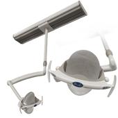 Pelton Crane dental lamp
