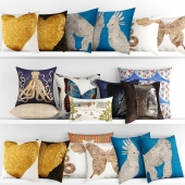 Collection of pillows - 3