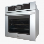 LG LSWS305ST Oven
