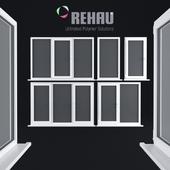 REHAU_Euro-Design60_options
