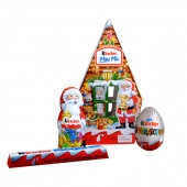 Kinder christmas chocolate pack