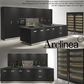 Arclinea Italia black Armor