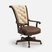 Hooker Furniture Home Office Grand Palais Tilt Swivel Chair