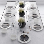 Сервировка для стола / Table set