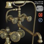 Faucet Zorg AZR 608 W-DN-2-3 BR