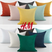 Collection of decorative pillows H&M - 4