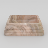 Marble washbasin PM20