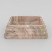 Marble washbasin PM20