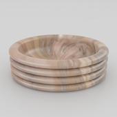 Marble washbasin PM22