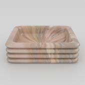 Marble washbasin PM24