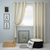 Curtain and decor 10