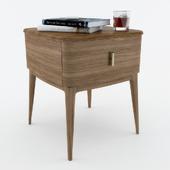 Philipp Selva Indigo bedside table