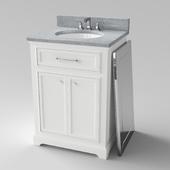 "Clochester 24 ""Single Sink Bathroom Vanity Set"
