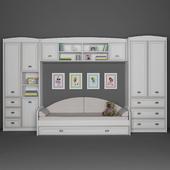 Furniture for children Salerno Gerbor. Part 1
