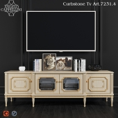 Angelo Cappellini TV Stand Art.7231/4