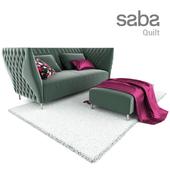 Saba Quilt Sofa