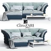 CorteZARI TIAGO Corner Sofa