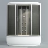 Shower cabin ARCUS AS-126