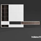 Hulsta Worhnwand Living Room