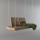 Wooden Interior Swing