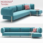 Tender, sofa