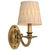 Sconce Newport 31001 / A brass