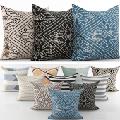 Collection of decorative pillows H&M - 7