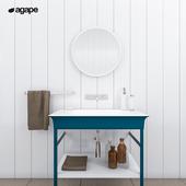 Washbasin Agape | Novecento XL