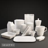 Набор посуды Seletti
