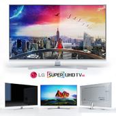 LG SUPER UHD 4K TV