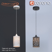 Pendant lamp Odeon Light Moli 2502/1