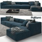 Sofa Poliform Shangai