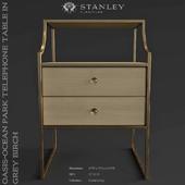 Stanley Furniture Oasis Ocean Park Telephone Table