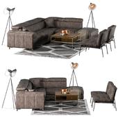 West Elm Living Room Setup