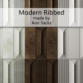 Tile Modern Ribbed by Ann Sacks
