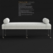 Taylor King BRUNSWICK KING BENCH8813-CLQ Queen