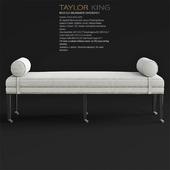 Taylor King BRUNSWICK KING BENCH8813-CLQ Queen